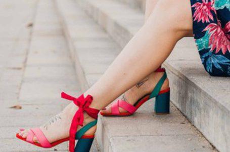 نحوه خرید اینترنتی کفش صندل زنانه مجلسی